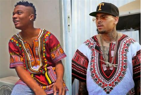 is wizkid the inspiration behind chris browns new haircut wizkid to perform with chris brown in kenya how nigeria news