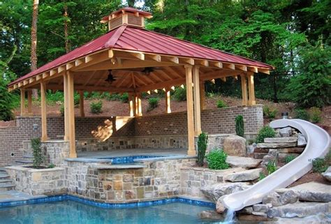 Pool Gazebo Plans | beautiful gazebo designs for your swimming pool pergola
