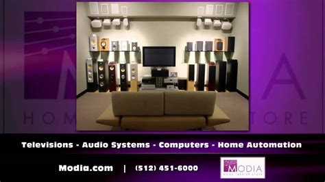 home audio modia home theater store