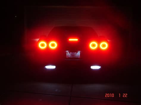 3157 or 3156 led c5 c6 z06 corvette tail lights 30 led