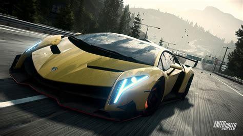 Speed Lamborghini Lamborghini Veneno Need For Speed Rivals Wallpaper