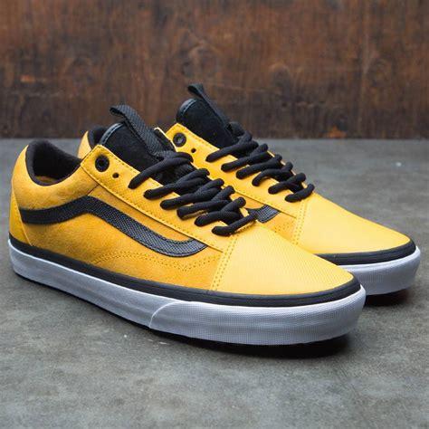 Vans X Union Oldskool Yellow vans x the skool mte dx mte yellow black