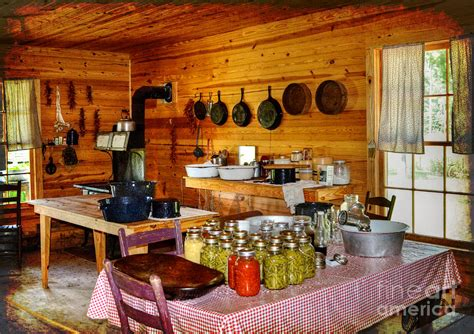 old country kitchen the old country kitchen photograph by kathy baccari