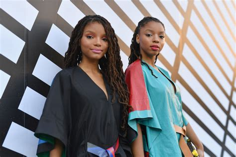 chloe and halle bailey acting black ish spinoff grown ish adds multiple new cast
