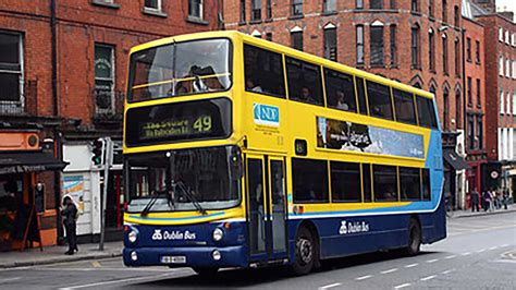 dublin couch dublin bus delighted to announce revised timetable for