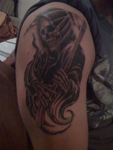 grim reaper tattoos designs free grim reaper tattoos archives