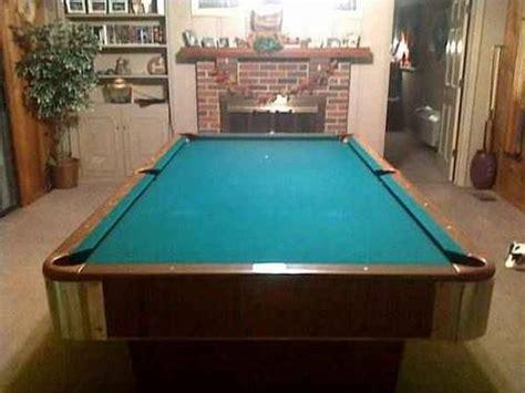 steepleton pool table steepleton regulation pool table for sale in clintonville