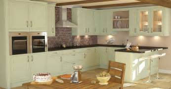 B And Q Kitchen Design Service Traditional Kitchen Sterling Carpentry