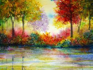colours of time painting by ann marie bone