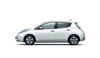 Nissan Electric Car History Nissan Zero Emission History Nissan Leaf