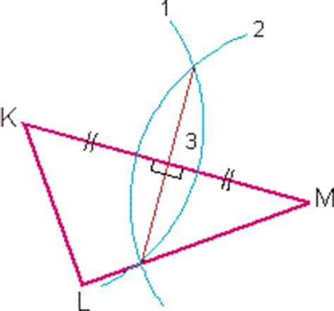 Segitiga Garis garis tinggi garis bagi garis sumbu dan garis berat