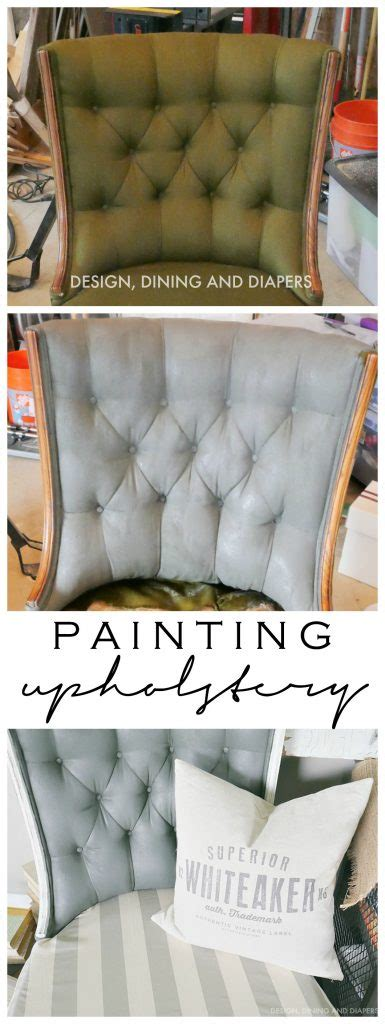 painting upholstery trash to treasure painting upholstery taryn whiteaker
