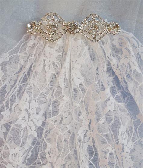 Lace Wedding Veil bridal veils veils veil wedding veil lace