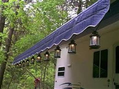 Cer Awning Lights by Rv Patio Lights The Ultimate Rv Patio Www Trailerlife