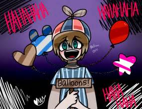 Fnaf balloon boy by ju960818 on deviantart