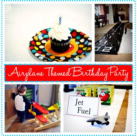finding my aloha airplane themed birthday on a budget - Airplane Themed Birthday Decorations