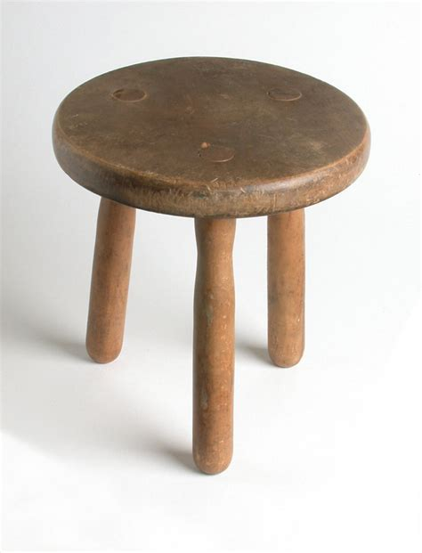 Milk Stool stool original object lessons work innovation victorians