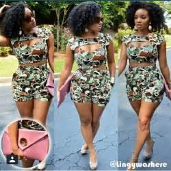 Hot mama alert this ankara print is sewn into short high waist shorts