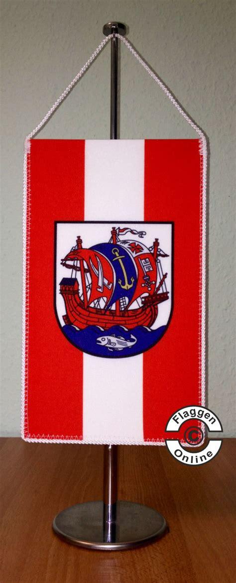 Aufkleber Drucken Bremerhaven by Bremerhaven Tischbanner Bundesl 228 Nder Flaggen Online De