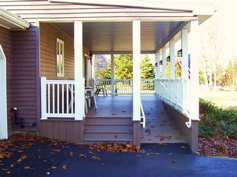 front porch side entry only for the home in 2018