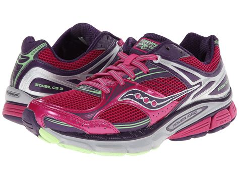 new saucony running shoes new saucony progrid stabil cs3 running shoes womens size 7