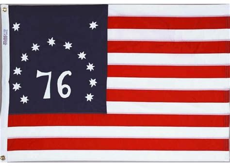 american revolution flag 1776 bennington flag 76 flag 1776 flag from flags unlimited