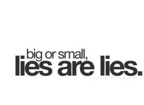 what has to say i liars