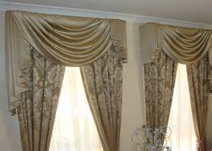 Curtain Valances And Swags Pelmets Swags Amp Tails Superb Window Furnishings
