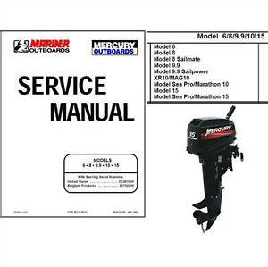 small engine repair manuals free download 2001 mercury sable engine control mercury mariner 6 8 9 9 10 15 two stroke outboard motor service repair manual cd
