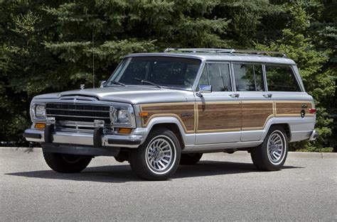 Jeep Parent Company Jeep Wagoneer Grand Wagoneer And New Up Confirmed