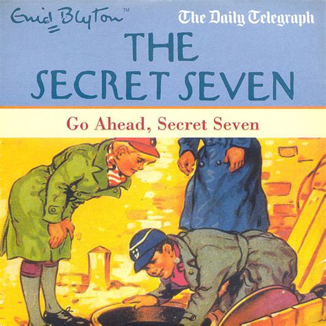 Go Ahead Secret Seven By Enid Blyton Paperback go ahead secret seven by enid blyton