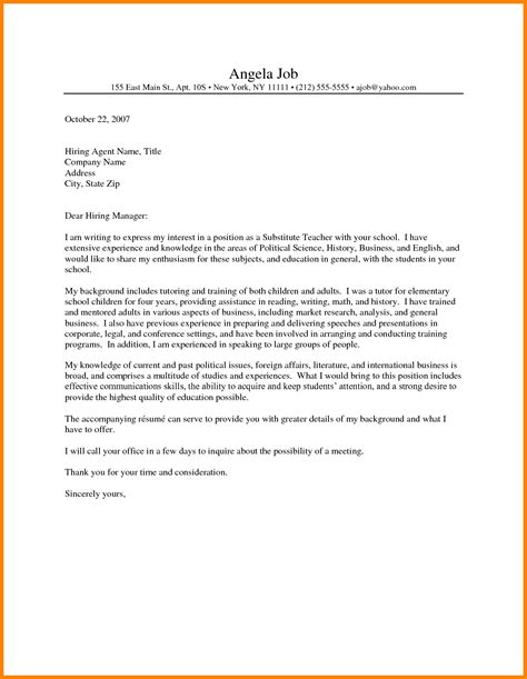 cover letter template for good job resume examples gethook with of