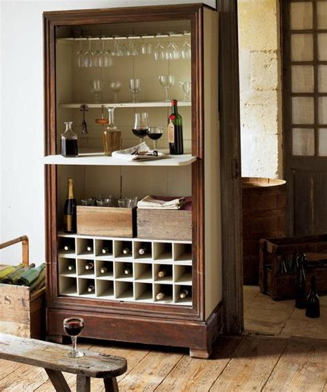 Small Bar Cabinet Ideas 25 Mini Home Bar And Portable Bar Designs Offering Convenient Space Saving Ideas