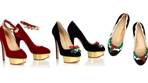 imagenes zapatos de navidad colecci 243 n navide 241 a de la dise 241 adora de zapatos abc es