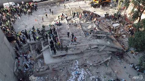 earthquake vietnam hundreds killed in powerful mexico earthquake vietnam