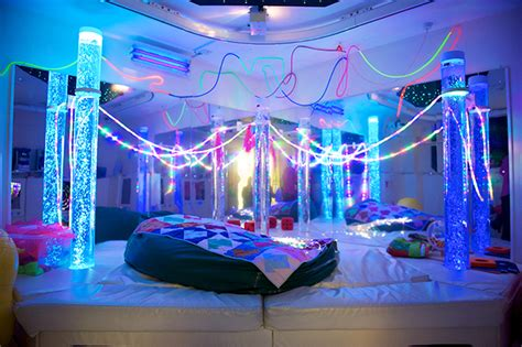 sensory room for adults our hospice funded by your children s charity lottery membership