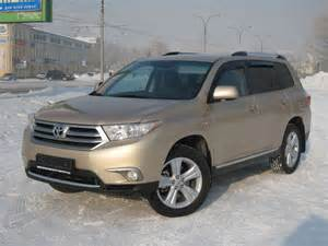 Used Toyota Used 2010 Toyota Highlander Photos 3500cc Gasoline