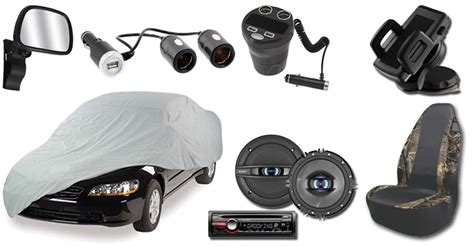 car accessories 10 must accessories for your new car honda brio