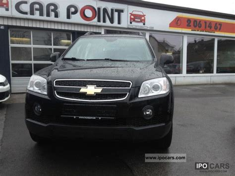 2008 chevrolet captiva 2 0 lt 4wd 7 seater car photo and specs