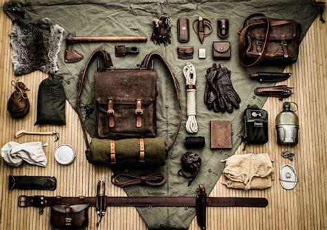 bushcraft survival kit packing list bushcraft