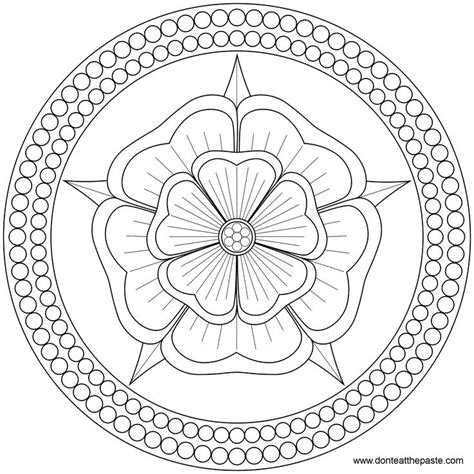 sand mandala coloring pages mandala frame it is made as a sand art by monks and when