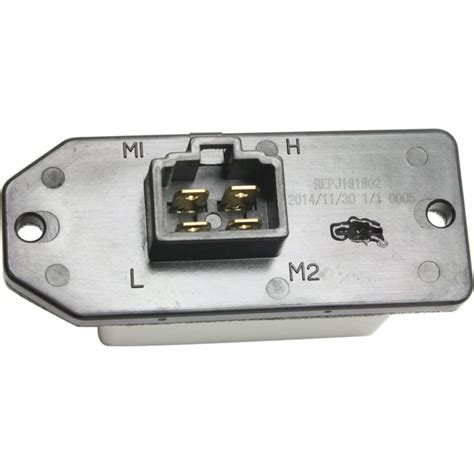 replace blower motor resistor 2003 jeep grand new blower motor resistor jeep grand dodge viper 2003 2006 2008 2010 ebay