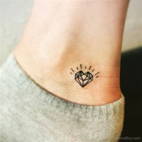 small heart shaped tattoos tattoos designs pictures page 3