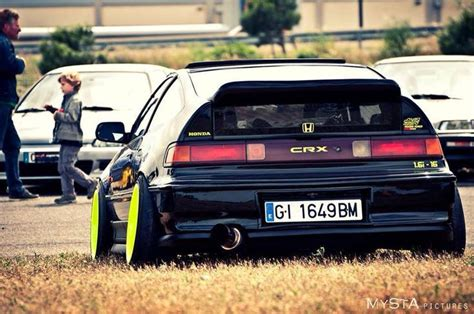 slammed honda crx honda crx jdm as pinterest jdm honda and slammed