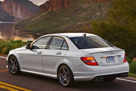 2010 mercedes benz c class used car review autotrader