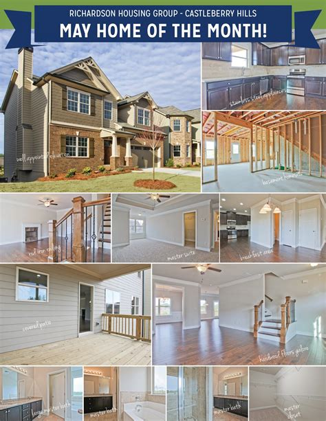 Wayne S Richardson Mba Sugar Hill by Don T Miss Rhg S May Home Of The Month