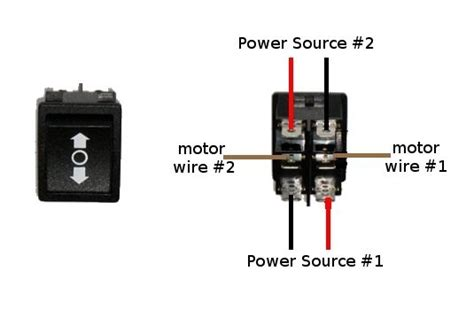 how to wire a rocker switch diagram 12 volt toggle switch wiring diagrams wiring diagram and
