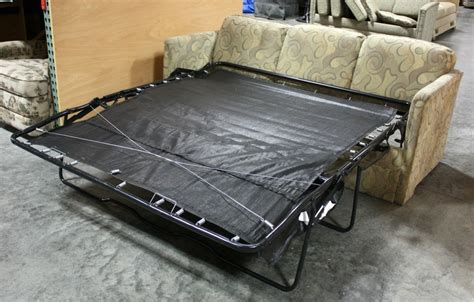 pull out sleeper sofa sale rv furniture used rv swirl pattern cloth pull out sleeper