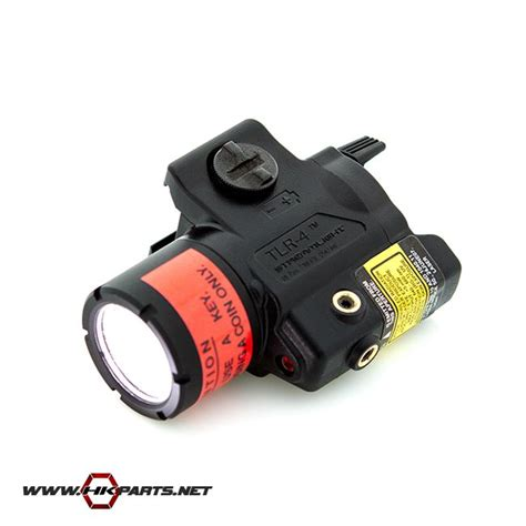 streamlight laser light combo strmlght tlr 4 tac light laser blk