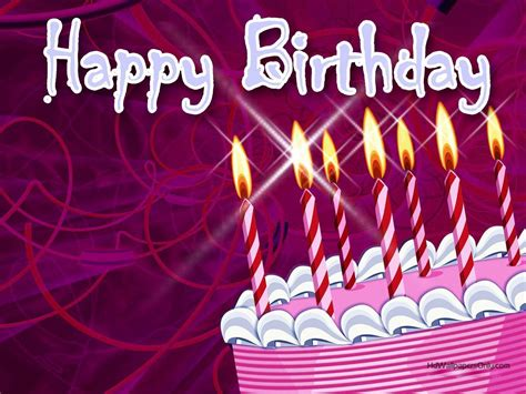 wallpaper background happy birthday happy birthday wallpapers with name wallpaper cave